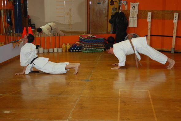 El Sensei Guánchez ha sido campeón panamericano y mundial.