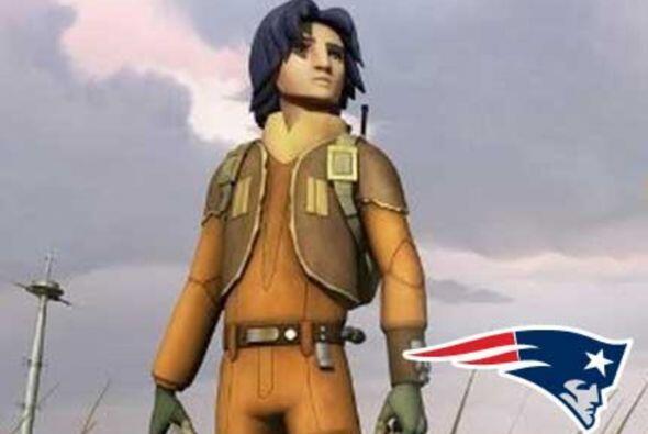 Pick 32. New England Patriots -- Ezra Bridger.