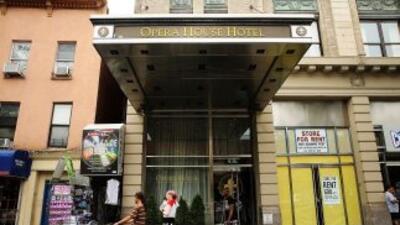 El Hotel Opera House fue centro del brote de legionelosis el 6 de agosto...