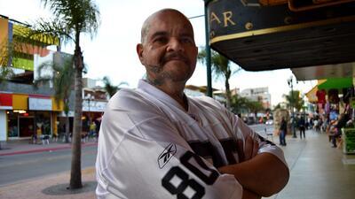 A Spanky lo deportaron en 2011 y puso un negocio de tatuajes en Tijuana.