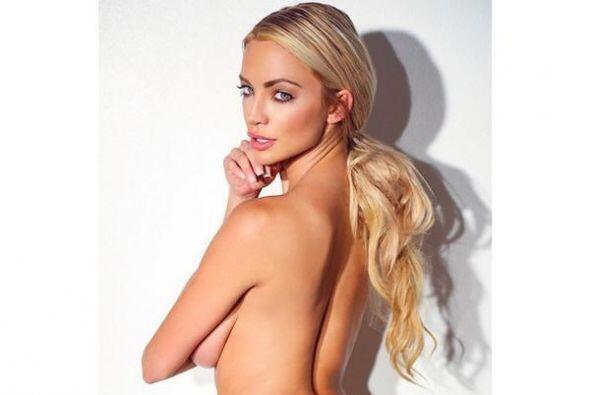 La espectacular modelo estadounidense, quien es famosa por sus candentes...
