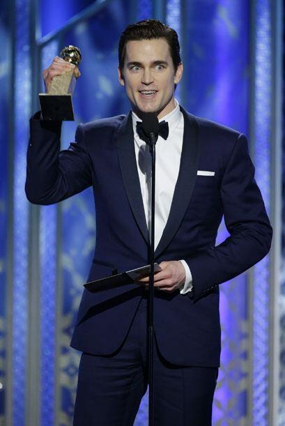 Matt Bomer, mejor actor de reparto en TV.