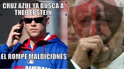 Memes tras los Cubs campeones de la Serie Mundial