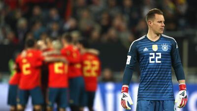 En fotos: que el Tri tome nota, porque así calificamos a Alemania en el partido ante España