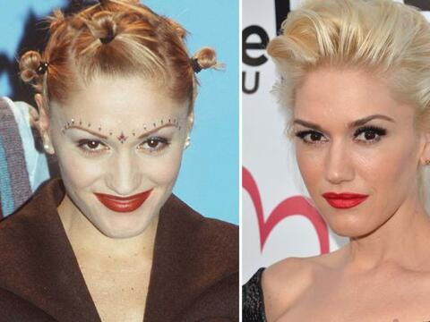 Gwen Stefani es famosa por su extravagante y psicodélico estilo,...