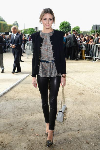Olivia Palermo es una de las 'fashionistas' que siempre está al tanto de...