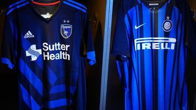 San Jose Earthquakes se asocia con el Inter de Milán para apuntalar su cantera