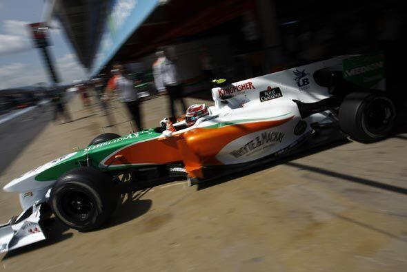 Force India se ha convertido en un equipo que promete tener un futuro in...