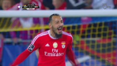 Estoril 1-2 Benfica: Revive lo mejor del partido