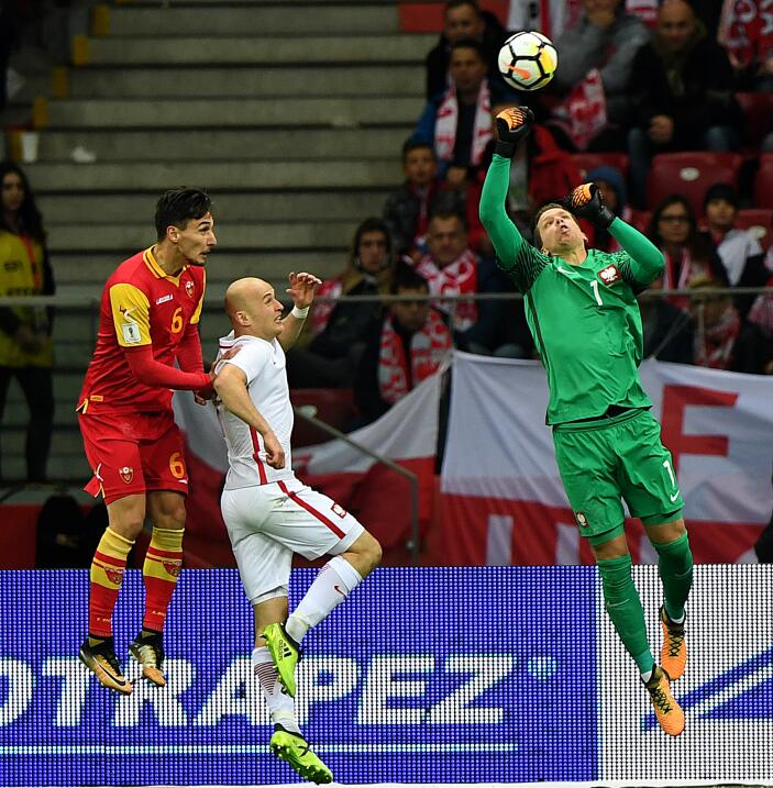 Polonia empató con Uruguay en amistoso gettyimages-859038818.jpg