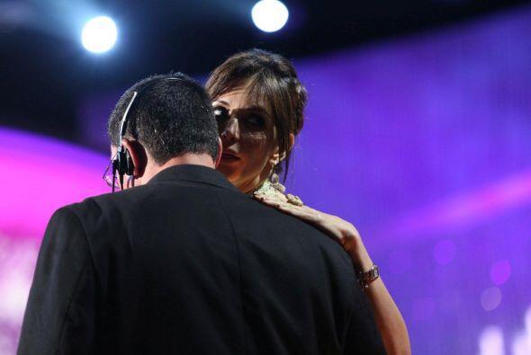 Las 24 semifinalistas se gozaron cada minuto de la primera gala aunque l...