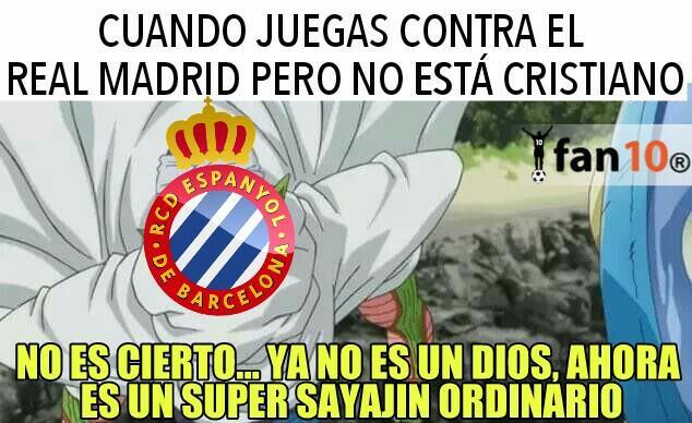 El Espanyol le ganó al Real Madrid y los memes no lo pueden creer 283779...