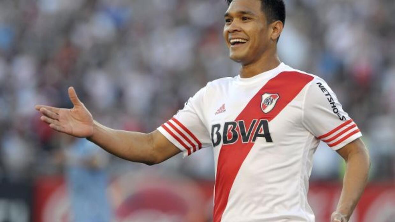 Teófilo Gutiérrez está en plan grande con los Millonarios.