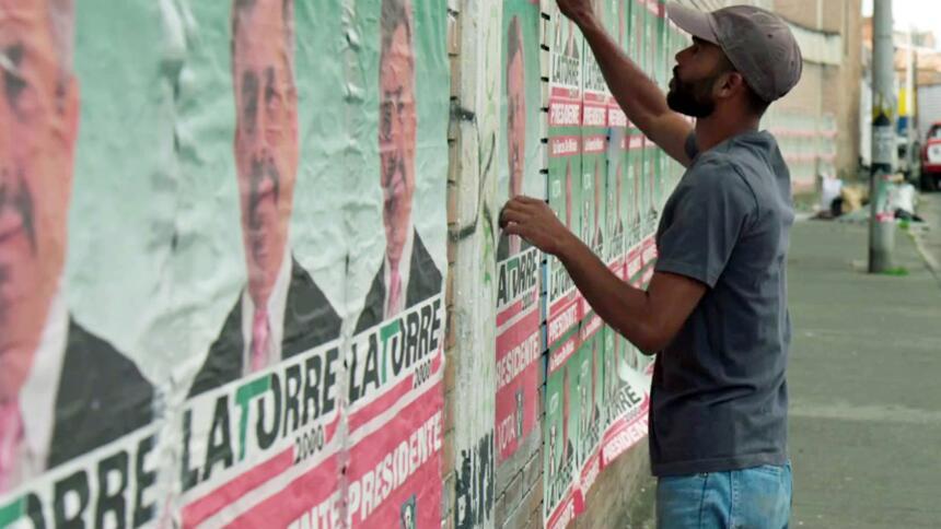 Don Sol elecciones El Chapo
