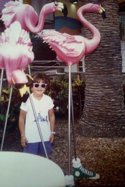 Desde muy pequeña, Gredmarie siempre ha hecho de todo un poco.