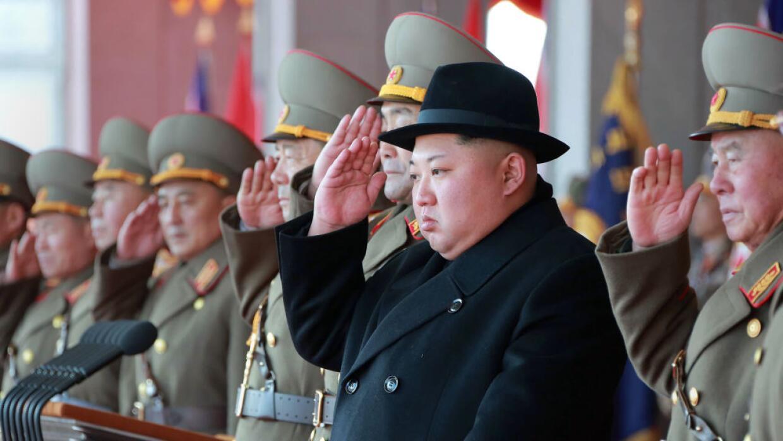 Las nuevas sanciones buscan que el régimen de Kim Jong Un reconsidere su...