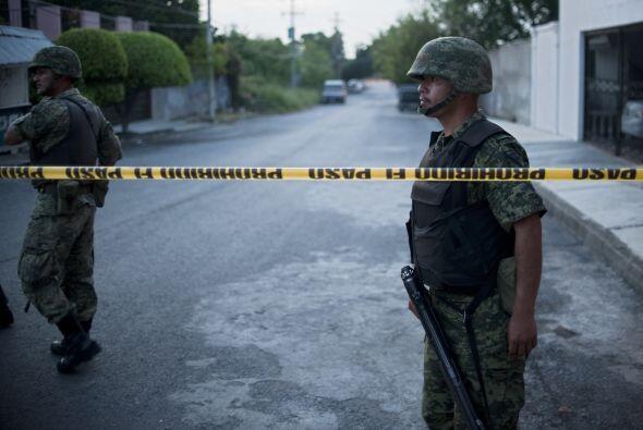 Sojo dijo que en algunos lugares de Tamaulipas no se permitió a los entr...
