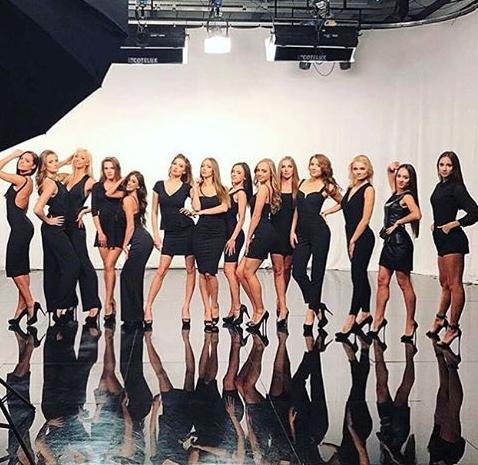 Las sensuales y exóticas porristas de Lituania Captura de pantalla 2017-...