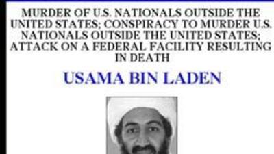 Osama Bin Laden, el terrorista más buscado, sigue sin rastro de su parad...