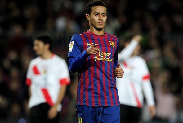 Málaga hizo algunos últimos intentos por reforzarse con Thiago Alcántara...
