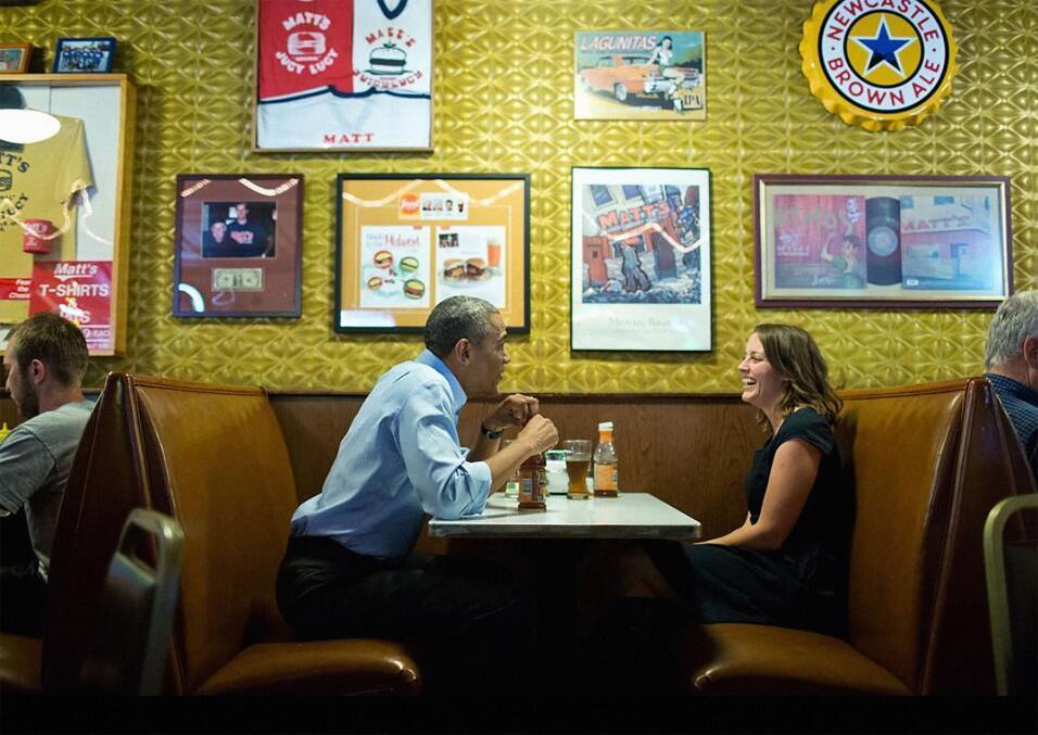 Critica Pete Souza