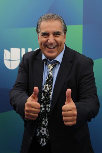 Fernando Fiore encabeza al equipo de Deportes Unviision que harán histor...