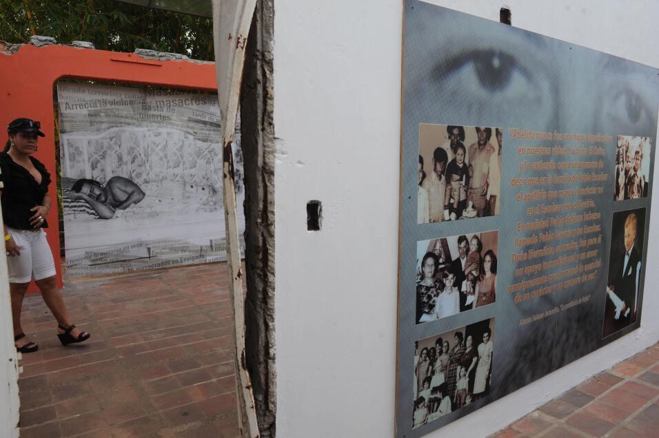 Hacienda Nápoles Pablo Escobar