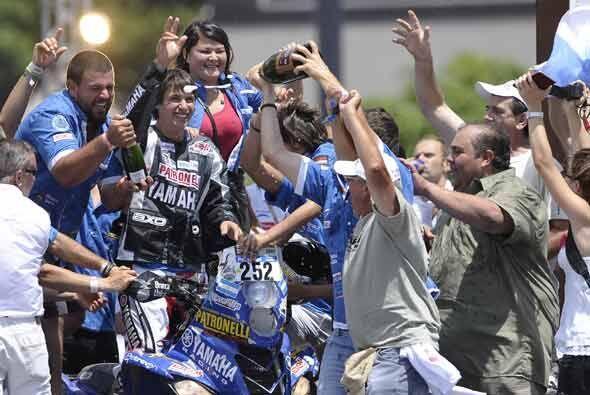 Y los argentinos esperan volver a tener motivos para festejar en la nuev...