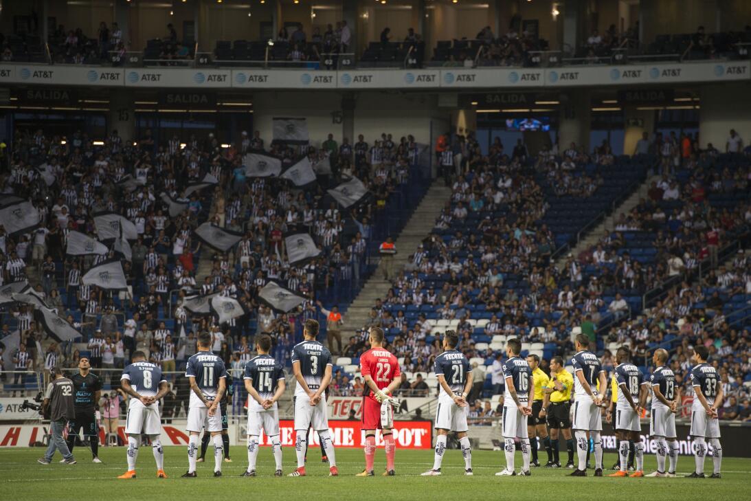 En Fotos: Voltereta y goleada de Monterrey sobre Querétaro 20180317-6291...