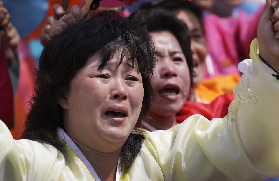 Kim Jong Un Mujeres