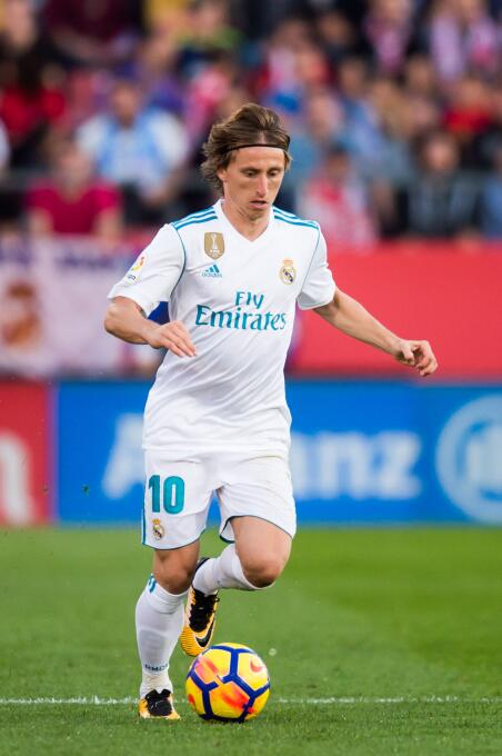 5. Luka Modric (Real Madrid / Croacia)