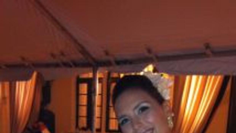 Angelica Vale boda civil