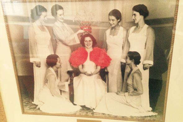 La reina y sus seis princesas tienen su propio espacio en la mansi&oacut...