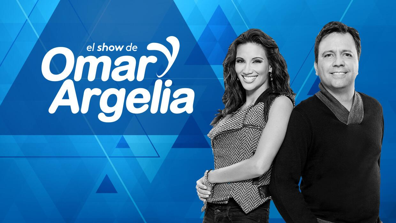 Omar Argelia podcast promo