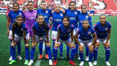 Cruz Azul y Monterrey se robaron las miradas en la J11 de la Liga MX Femenil