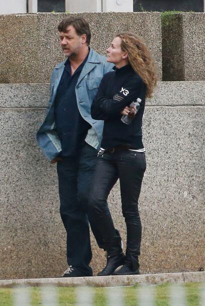 El actor se separó hace un año de Danielle Spencer, madre de sus dos hijos.