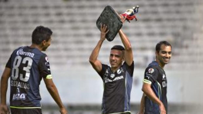Santos Laguna se llevó la Copa Jalisco.