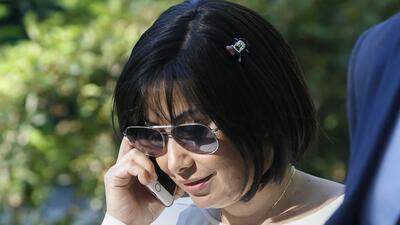 De enfermera a Tesorera de la Nación, esta allegada de Hugo Chávez ahora enfrenta cargos por lavado de dinero