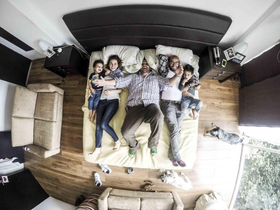 ¿Invitarías a un desconocido a tu cama? G1347208.JPG