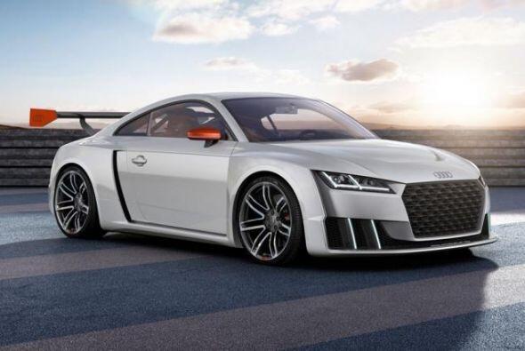 Audi TT clubsport turbo Concept: Inspirado en el Audi 90 IMSA GTO, muest...