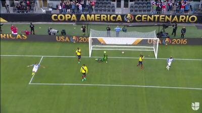 Los 3 goles del Estados Unidos vs Ecuador con el 'Spider Cam'