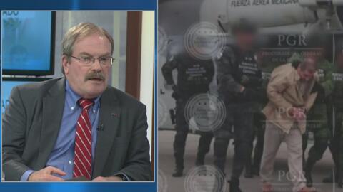 ¿Qué pasará con 'El Chapo' Guzmán ahora que está en suelo estadounidense?