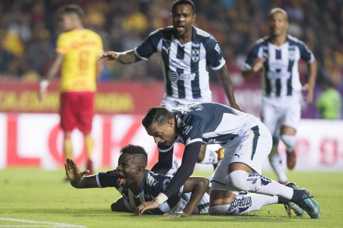 En fotos: Monterrey sigue imparable y tiene pie y medio en la final gol-...