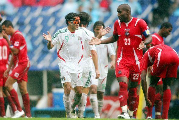 A pesar de que México y Panamá son rivales constantes en duelos de Copa...