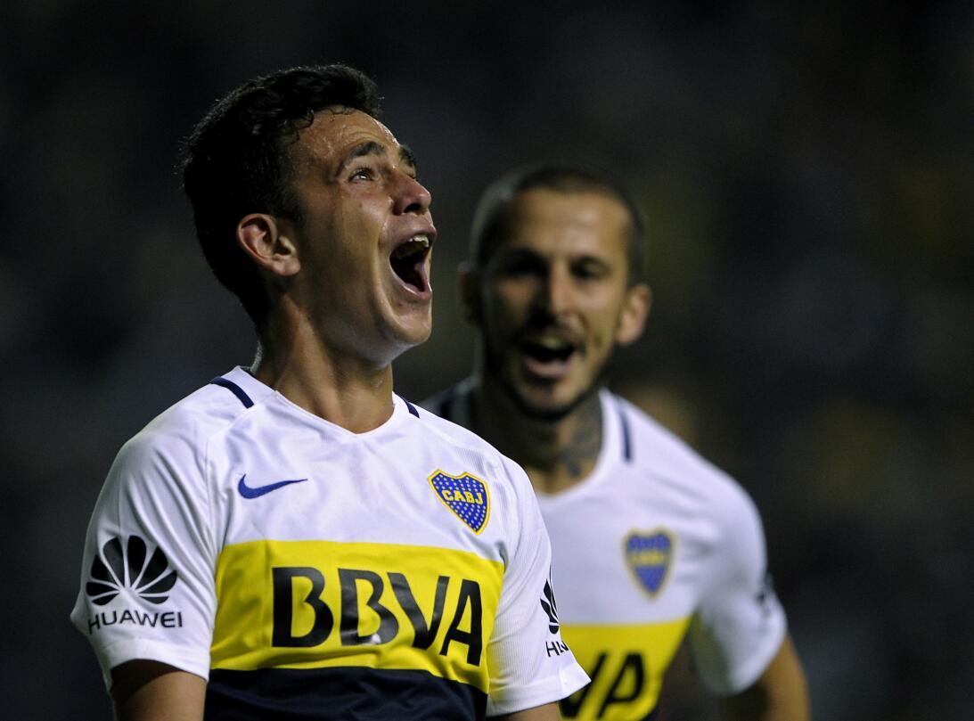 Surge en Boca Juniors el 'Diego Lainez' argentino: Gonzalo Maroni GettyI...