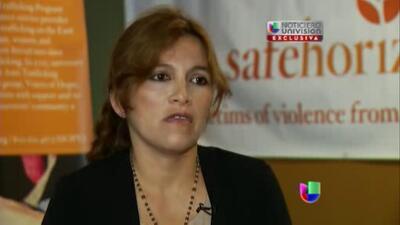 Madre peruana demandó a sus empleadores en Nueva York por explotación la...