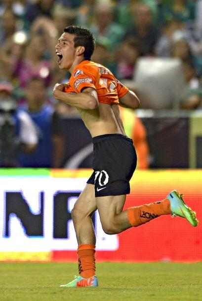 Rodrigo Lozano (8): El joven de Pachuca es una promesa del balompi&eacut...