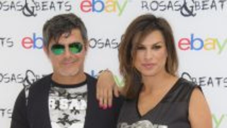 Alejandro Sanz y su esposa, lanzaron la línea de ropa Rosas&Beats, unama...