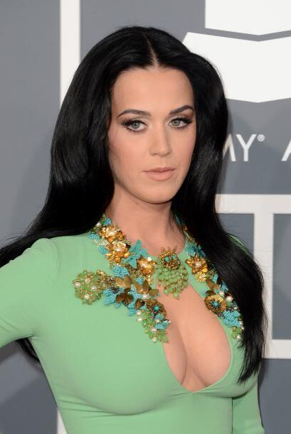 Katy Perry fue quién se robó todos los comentarios durante la entrega de...