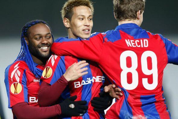 Al final de los 90 minutos, el cuadro ruso se impuso por marcador de 3-1.